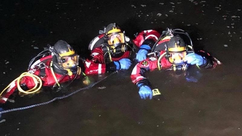 Drill Night: Ramapo River Diving