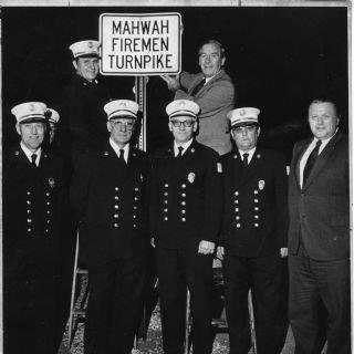 Throwback Thursday: Mahwah Firemen Turnpike
