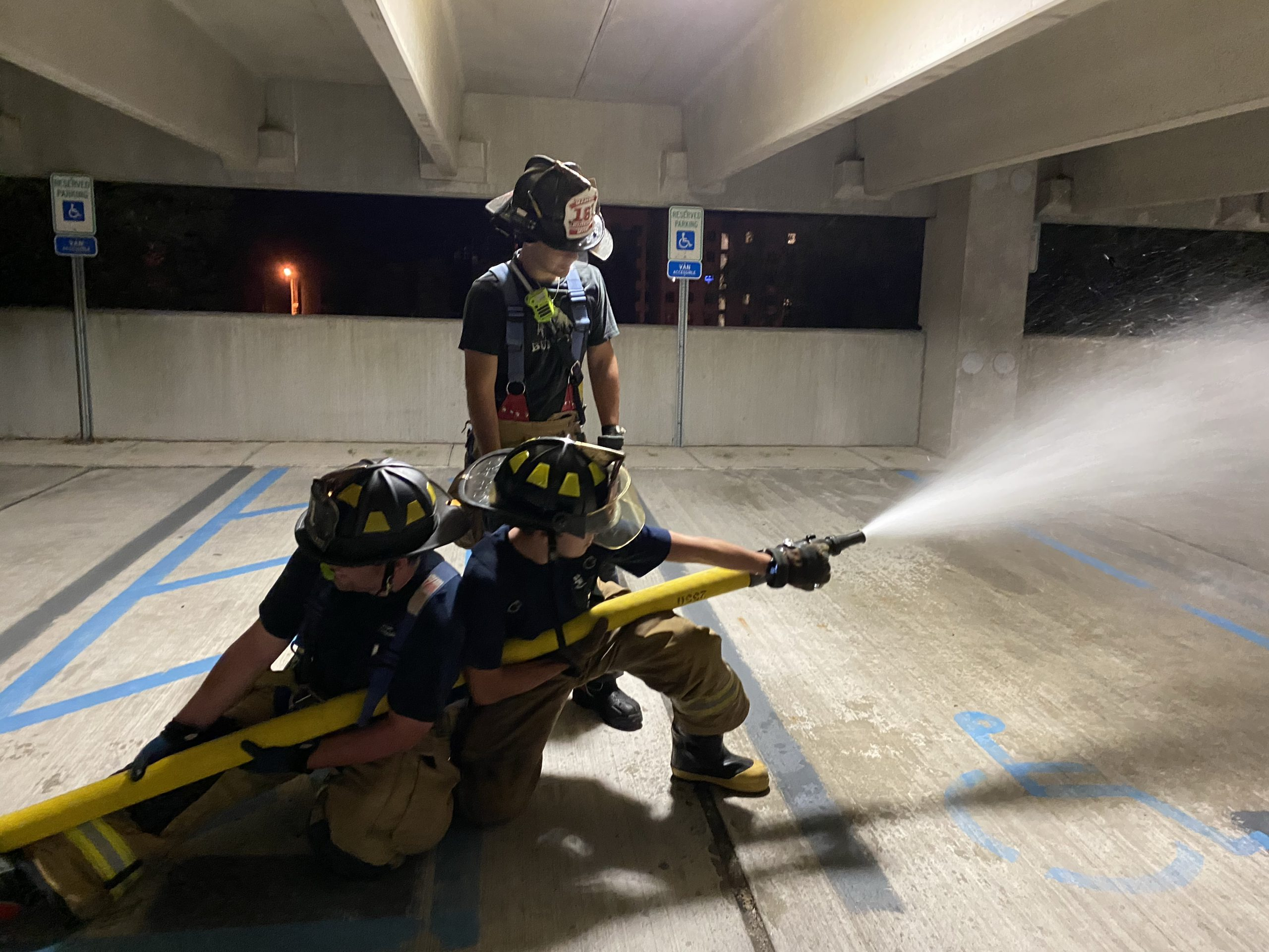 Drill Night: Standpipe Operations